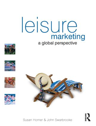 Leisure Marketing: 1st Edition (Paperback) book cover