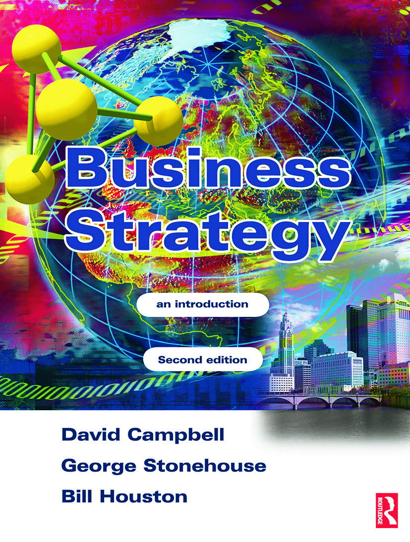 Business Strategy: 2nd Edition (Paperback) book cover