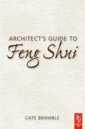 Architect's Guide to Feng Shui (Paperback) book cover