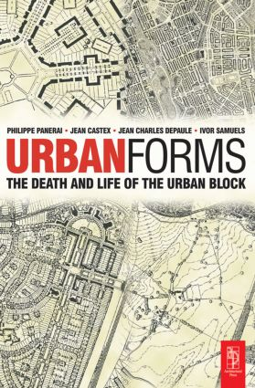 Urban Forms: 1st Edition (Hardback) book cover