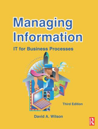 Managing Information: 3rd Edition (Paperback) book cover