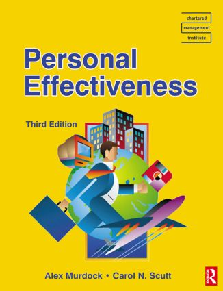 Personal Effectiveness: 3rd Edition (Paperback) book cover
