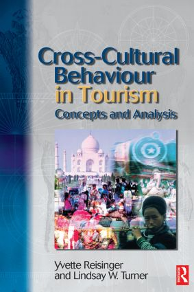 Cross-Cultural Behaviour in Tourism (Paperback) book cover