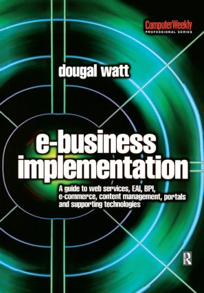 E-business Implementation: 1st Edition (e-Book) book cover