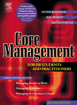 Core Management for HR Students and Practitioners