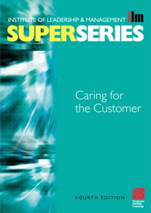 Caring for the Customer