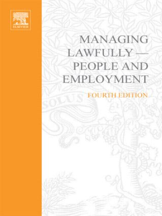 Managing Lawfully - People and Employment