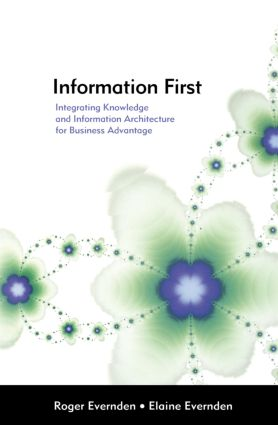 Information First: 1st Edition (Paperback) book cover