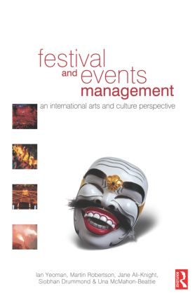 Festival and Events Management book cover