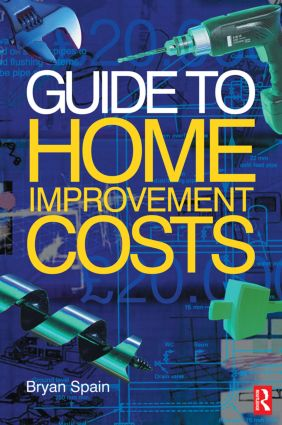 Guide to Home Improvement Costs (Paperback) book cover