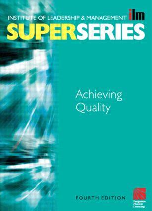 Achieving Quality