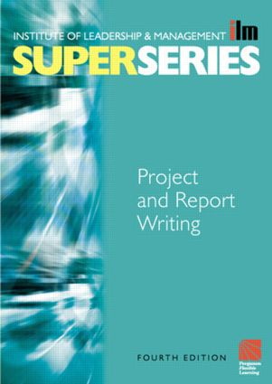 Project and Report Writing