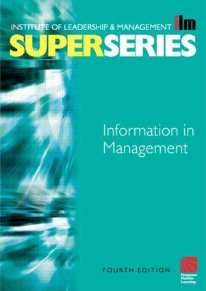 Information in Management