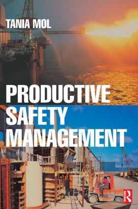 Productive Safety Management (Paperback) book cover