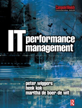 IT Performance Management: 1st Edition (Hardback) book cover