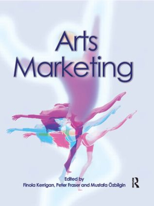 Arts Marketing (Paperback) book cover