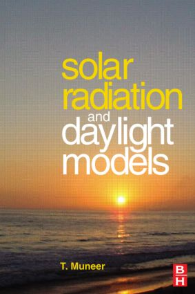 Solar Radiation and Daylight Models: 2nd Edition (Paperback) book cover