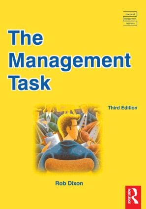 The Management Task: 3rd Edition (e-Book) book cover