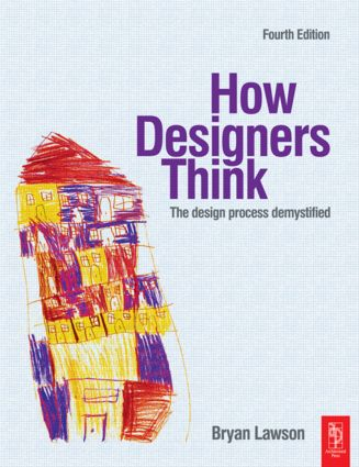 How Designers Think: 4th Edition (Paperback) book cover