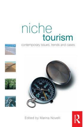 Niche Tourism (Paperback) book cover