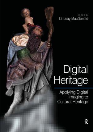 Digital Heritage: 1st Edition (Hardback) book cover