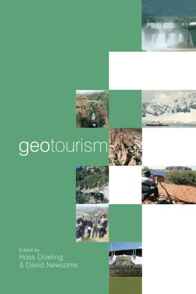 Geotourism: 1st Edition (Hardback) book cover