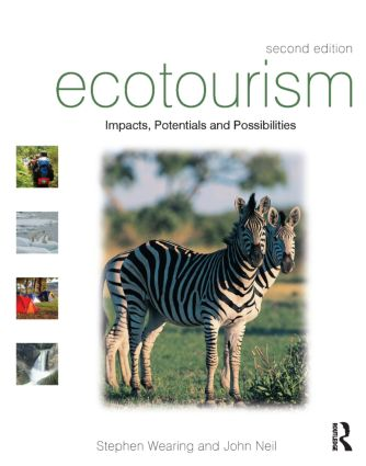Ecotourism: 2nd Edition (Paperback) book cover