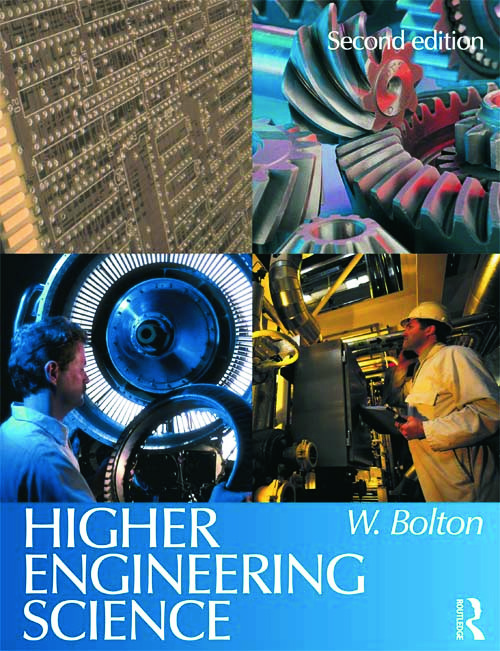 Higher Engineering Science: 2nd Edition (Paperback) book cover