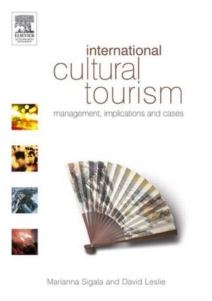 International Cultural Tourism (Paperback) book cover