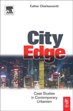 City Edge: 1st Edition (Paperback) book cover