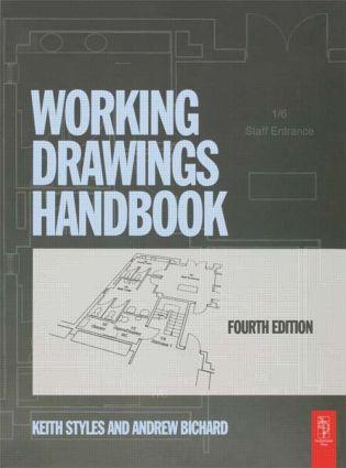 Working Drawings Handbook (Paperback) book cover