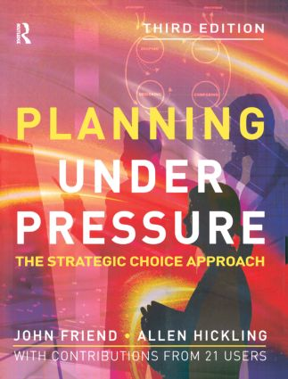 Planning Under Pressure: 3rd Edition (Paperback) book cover