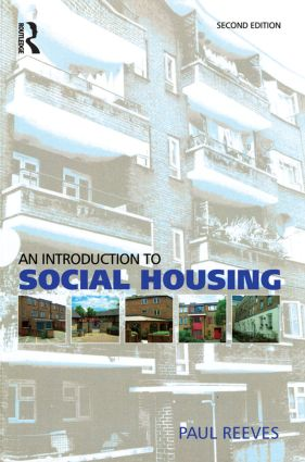 Introduction to Social Housing: 2nd Edition (Paperback) book cover