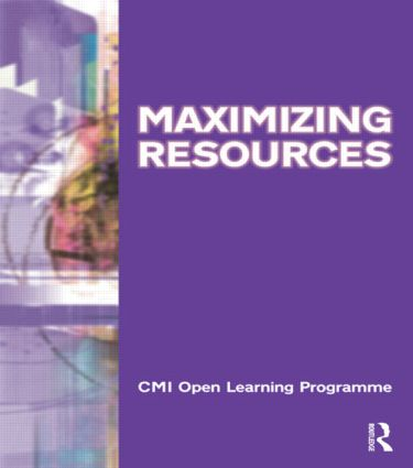 Maximising Resources CMIOLP