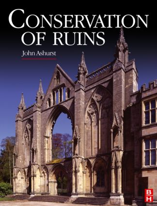 Conservation of Ruins: 1st Edition (Hardback) book cover