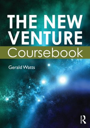 The New Venture Coursebook (Paperback) book cover