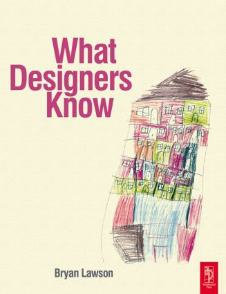 What Designers Know (Paperback) book cover