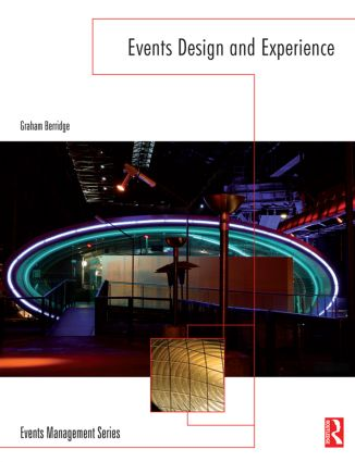 Events Design and Experience (Paperback) book cover