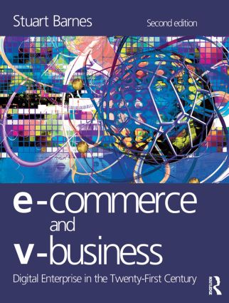 E-Commerce and V-Business: 2nd Edition (Paperback) book cover