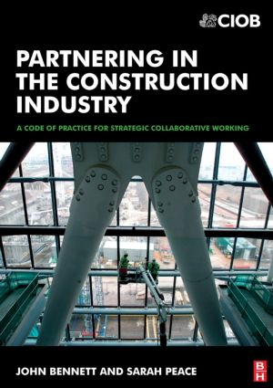 Partnering in the Construction Industry (Paperback) book cover