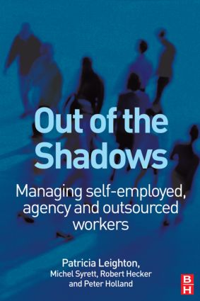 Out of the Shadows (Paperback) book cover