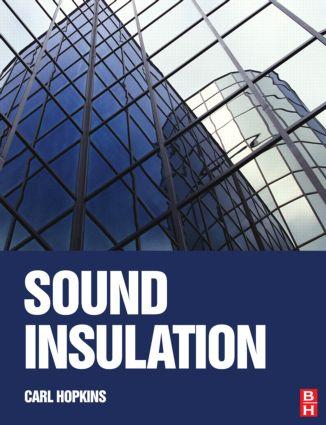 Sound Insulation (Paperback) book cover