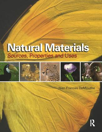 Natural Materials: 1st Edition (Hardback) book cover