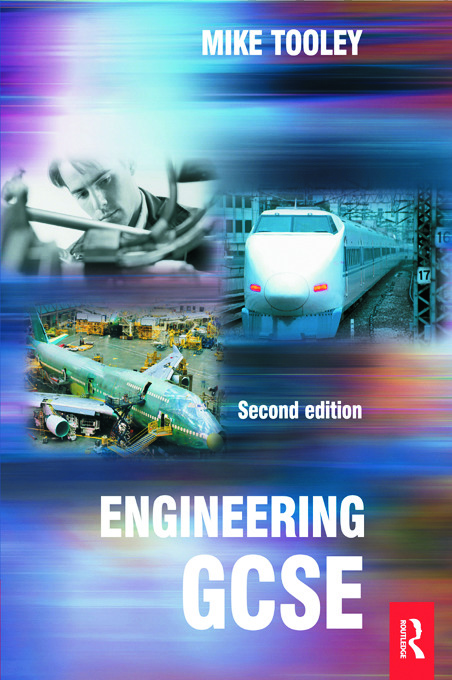 Engineering GCSE, 2nd ed: 2nd Edition (Paperback) book cover