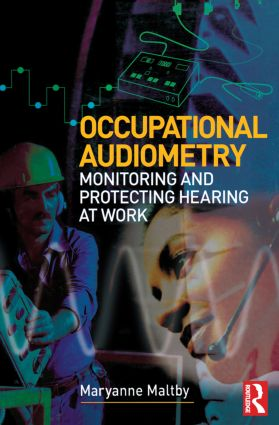Occupational Audiometry: 1st Edition (Paperback) book cover