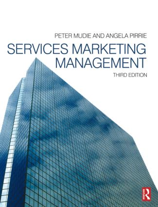 Services Marketing Management: 3rd Edition (Paperback) book cover