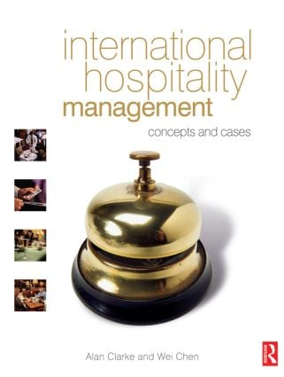 International Hospitality Management (Paperback) book cover