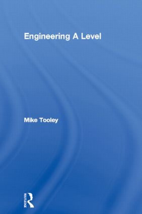 Engineering A Level: 1st Edition (Paperback) book cover