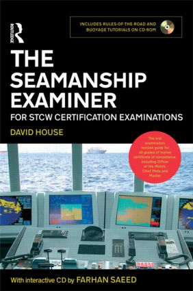 The Seamanship Examiner (Paperback) book cover