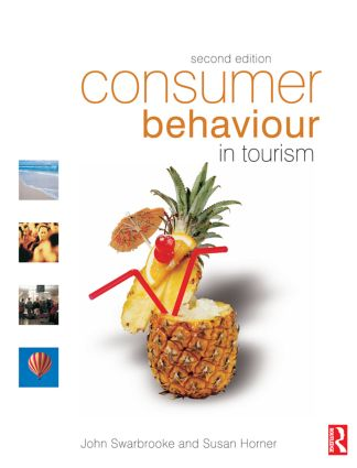 Consumer Behaviour in Tourism: 2nd Edition (Hardback) book cover